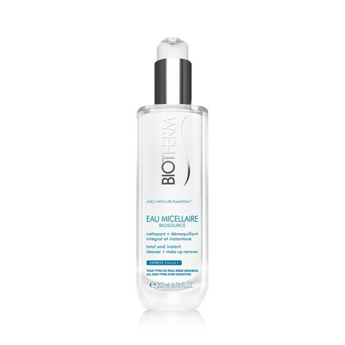 Biotherm Biosource Eau Micellaire Water 3 In 1 200 ml