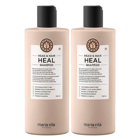 Maria Nila Head & Heal Shampoo Duo Full Size Kit