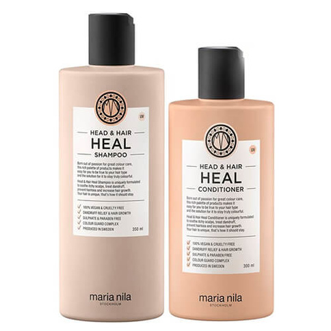 Maria Nila Head & Heal Duo Full Size Start Kit