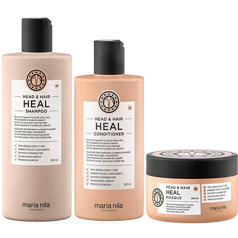 Maria Nila Head & Heal Trio Full Size Complete Kit