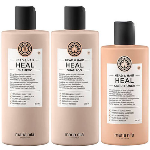 Maria Nila Head & Heal Trio Full Size Basic Kit