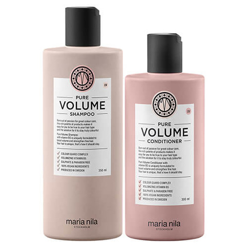 Maria Nila Pure Volume Duo Full Size Start Kit