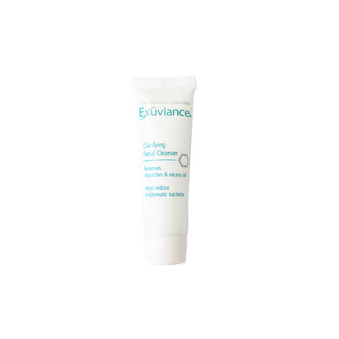 Exuviance Mini Tube Clarifying Facial Cleanser 10 ml