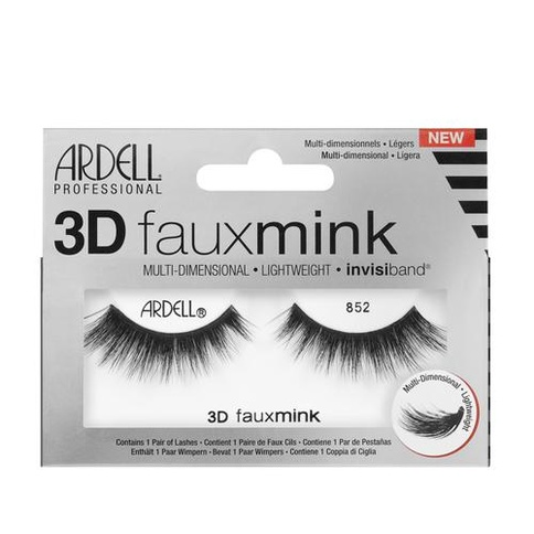 Ardell 3D Faux Mink Lashes Frans 852 Striplash