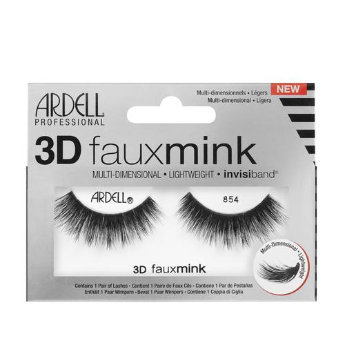 Ardell 3D Faux Mink Lashes Frans 854 Striplash