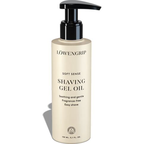 Löwengrip Soft Sense Shaving Gel Oil 150 ml