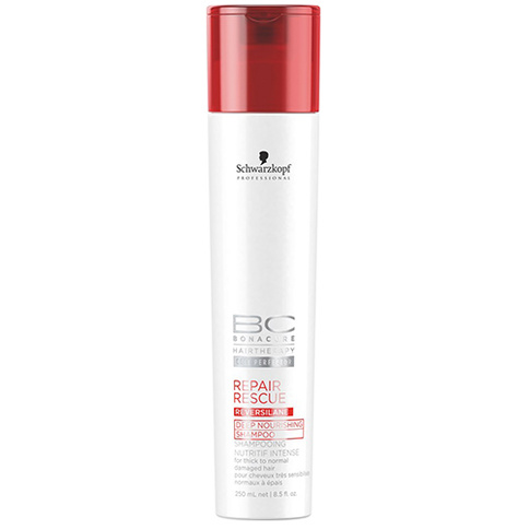Schwarzkopf Bonacure Repair Nourish Shamp 250 Ml