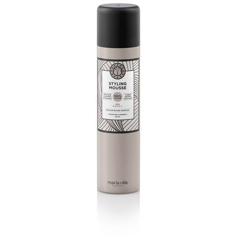Maria Nila Style & Finish Styling Mousse 300 ml