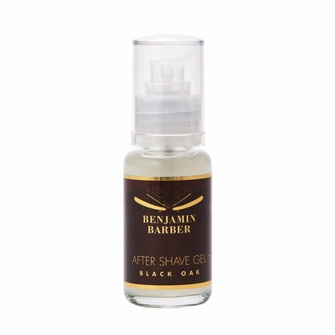 Benjamin Barber After Shave Gel Black Oak 50 ml