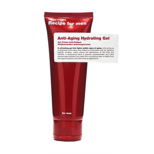 Recipe For Men Anti-Aging Gel 75 ml