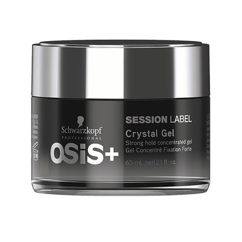 Schwarzkopf Professional Osis Session Lable Crystal Gel 65 ml