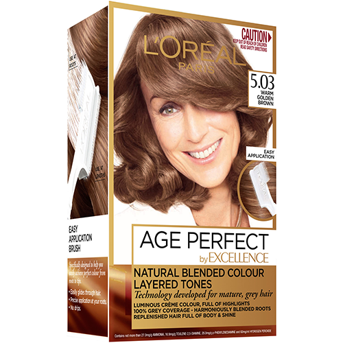 Loreal Paris Excellence Age Perfect 170 ml