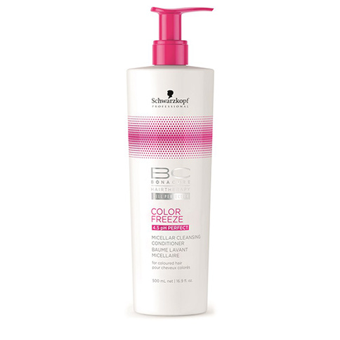 Schwarzkopf Professional Bonacure Color Freeze Cleansing Conditioner 500 ml