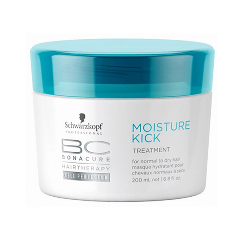 Schwarzkopf Professional Bonacure Moisture Kick Treatment 200 ml