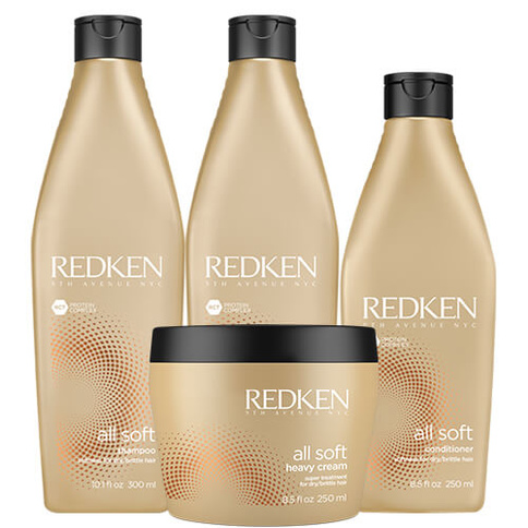Redken All Soft Full Size Ultimate Kit