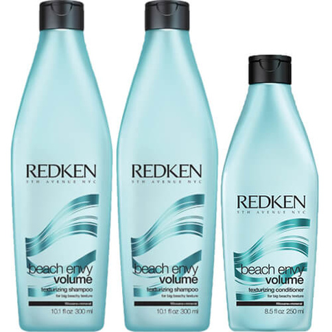 Redken Beach Envy Volume Trio Full Size Basic Kit