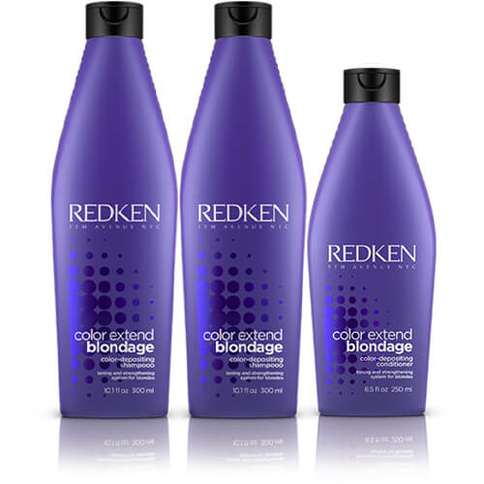 Redken Color Extend Blondage Trio Full Size Basic Kit