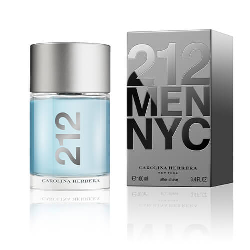 Carolina Herrera 212 Men Nyc After Shave 100 ml