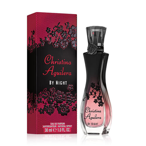 Christina Aguilera BY NIGHT EdP Spray 30 ml