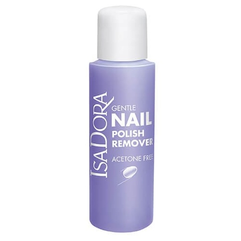 IsaDora Nailpolish Remover 70 Gentle Acetone Free 100 ml