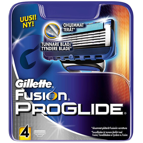Gillette Man ProGlide manual blad 4p