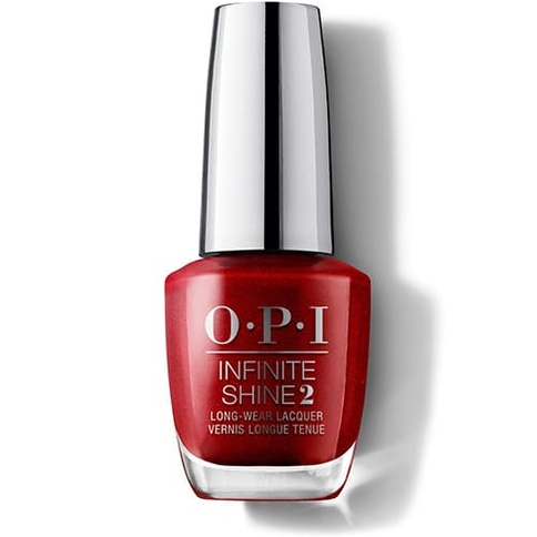 OPI Infinite Shine Long Wear Lacquer 15 ml An Affair in Red Square