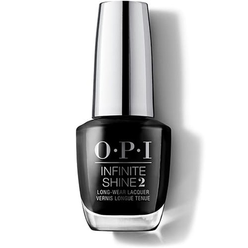 OPI Infinite Shine Long Wear Lacquer 15 ml Lady in Black