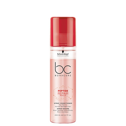 Schwarzkopf Professional BC Bonacure Peptide Repair Rescue Spray Conditioner 200
