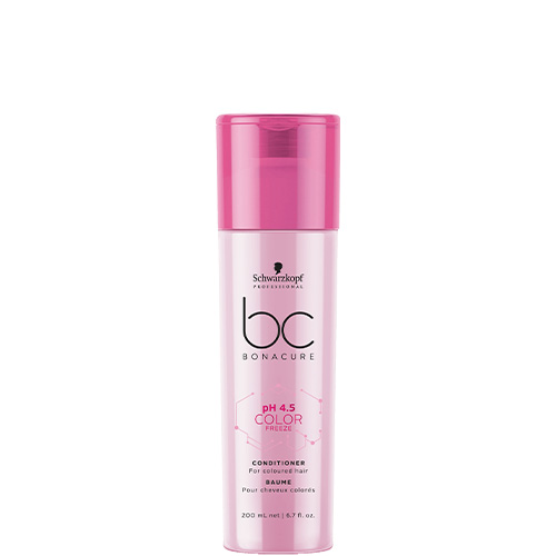 Schwarzkopf Professional BC Bonacure pH 4.5 Color Freeze Conditioner 200 ml
