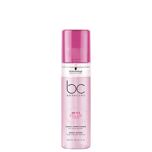 Schwarzkopf Professional BC Bonacure pH 4.5 Color Freeze Spray Conditioner 200 m
