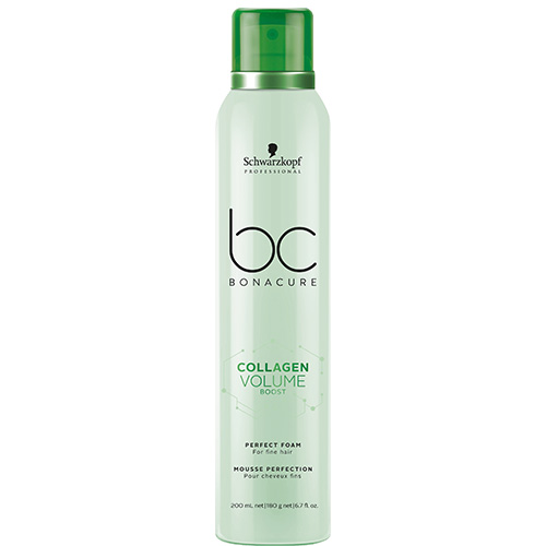 Schwarzkopf Professional BC Bonacure Collagen Volume Boost Perfect Foam 200 ml