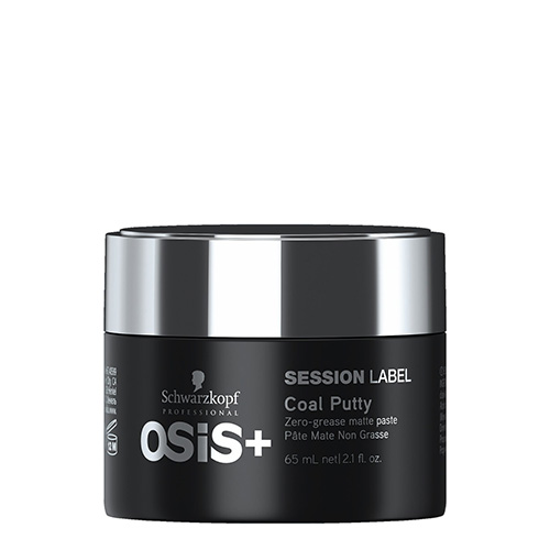 Schwarzkopf Professional OSiS Session Label Coal Putty 65 ml