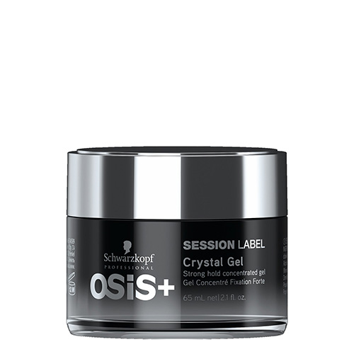 Schwarzkopf Professional OSiS Session Label Crystal Gel 65 ml
