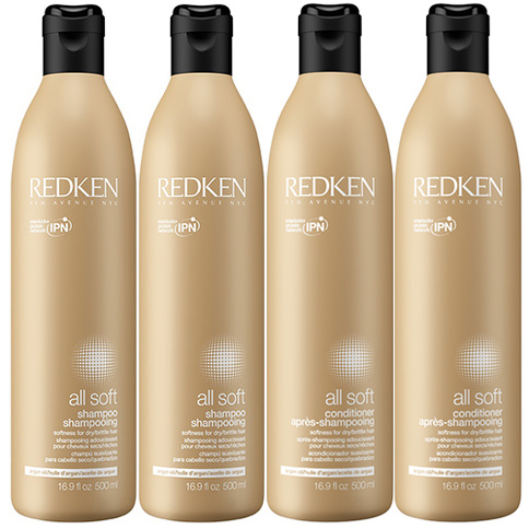 Redken All Soft Liter Duo 1000 ml