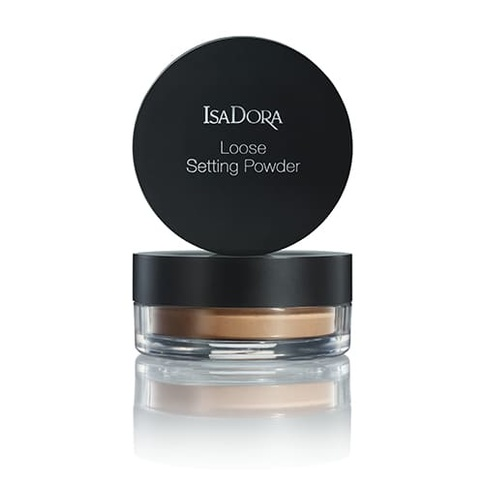 Isadora Loose Setting Powder 07 Deep