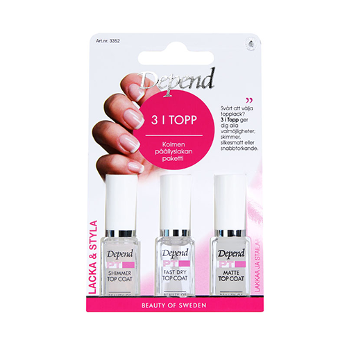 Depend 3 I Topp 8 ml