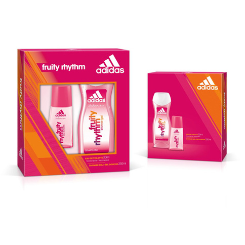 Adidas Fruity Rhythm EdT 30 ml Giftset
