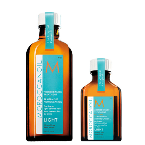 Moroccanoil Treatment Light 125 ml Duo Kit