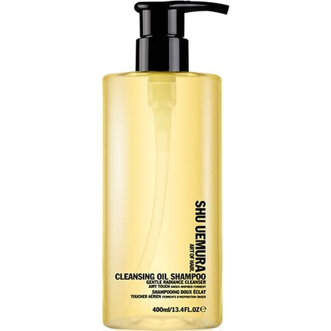 Shu Uemura Cleansing Oil Shampoo All Hair Types Golden 400 ml