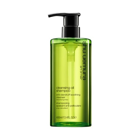 Shu Uemura Cleansing Oil Anti Dandruff Shampoo Green 400 ml