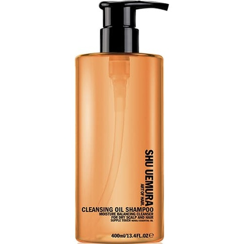 Shu Uemura Cleansing Oil Dry Scalp Orange 400 ml