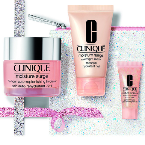 Clinique Moisture Overload 50 ml Giftset