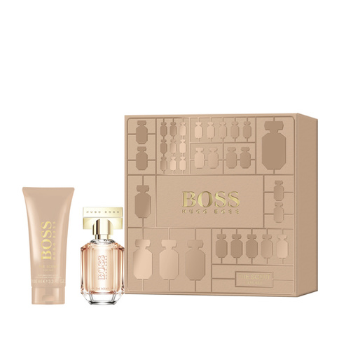Hugo Boss The Scent For Her 30 ml Giftset