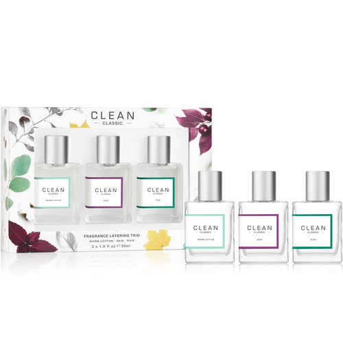 Clean Trio Collection 3x30 ml