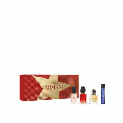 Giorgio Armani MINIATURE for Woman Giftset