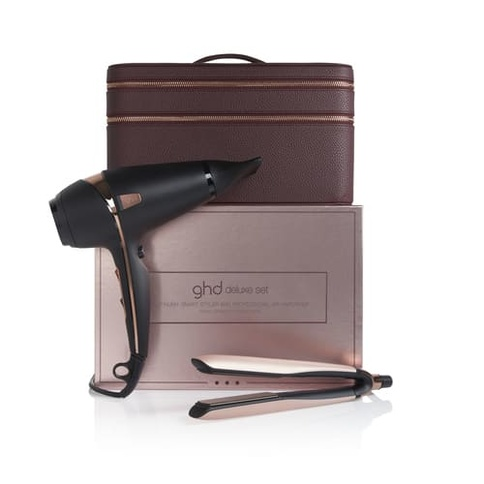 ghd Royal Dynasty Deluxe Gift Set Limited Edition Rose Gold