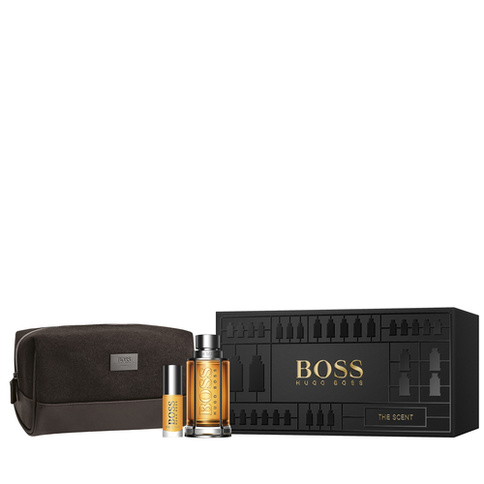 Hugo Boss The Scent EdT 100 ml Deluxe Giftset
