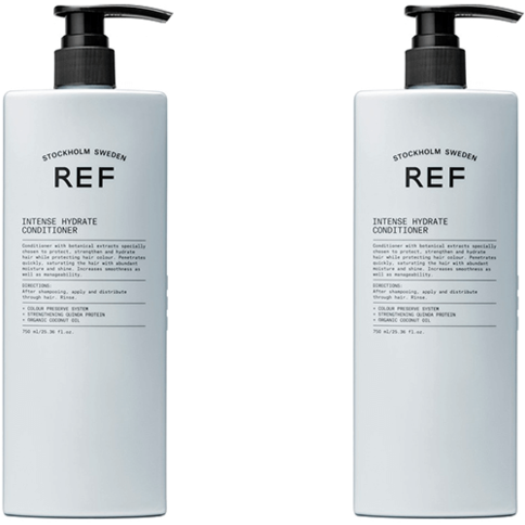 REF Intense Hydrate Conditioner Duo 750 ml