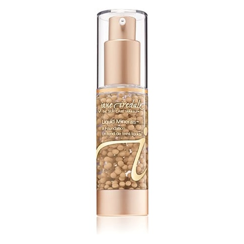 Jane Iredale LIQUID MINERALS 50 ml Golden Glow
