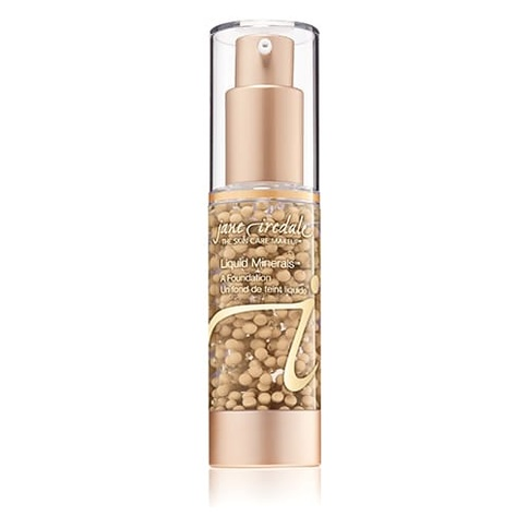 Jane Iredale LIQUID MINERALS 50 ml Warm Sienna